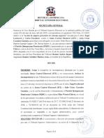 Dispositivo de Sentencia TSE 20-5-2019 (1)