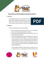 Regalamento Oficial Gaucín Trail 2019 - (17-05-19)