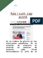 20 mayo 2019 proces catalán