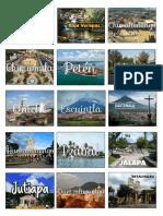 Imagenes de Los Departamentos de Guatemala