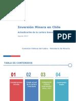 Inversion en Mineria Chilena