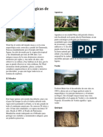 5 Zonas Arqueológicas de Guatemala