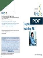 13q Deletions Including RB1 FTNP
