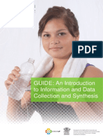 182815 11 GUIDE an Introduction to Information and Data Collection and Synthesis