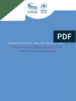 201805 - Fraude Alimentario - Documento Tecnico Final. SP