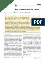 FreeVolume and Fluidity