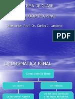 La Dogmática Penal -Escuelas- Versión Final