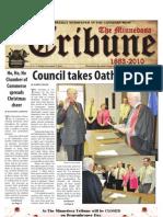 Front Page - November 5, 2010