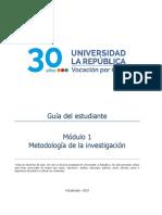 Guía Del Estudiante Módulo 1 Metodología LED