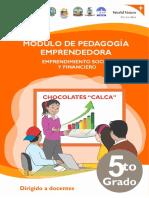 Libro Emprendimiento 5to Grado-docente_edit Malabares