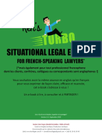 Ken's Turbo Situational Legal English for French-Speaking Lawyers
