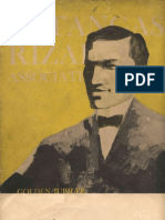 Rizalinos Golden Jubilee Souvenir Program, 1960