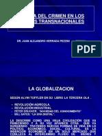 Escena Del Crimen en Los Delitos Transnacionales