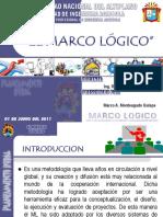 Exposicion de Marco Logico Final