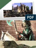 Sir Gwain y el Caballero Verde