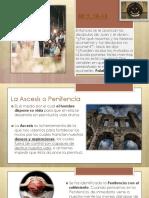 Ascesis y Penitencia Mt 9, 14-15