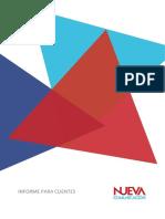 Informe Clientes - Mayo 2019 AMBA