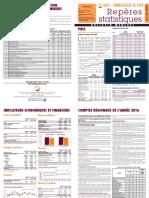 Repères statistiques, Septembre 2018 - N°243 (version française)