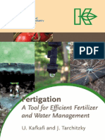 Kafkafi U., Tarchitzky J. - Fertigation_ A Tool for Efficient Fertilizer and Water Management.pdf