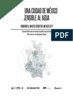 Mexico sensible al Agua De Urbanisten 2016.pdf