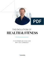 The Evolution of Health and Fitness Masterclass by Eric Edmeades Workbook Sp 1