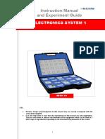 4868.10 - Electronics System 1