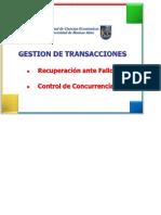 Gestion de Transacciones - PDF