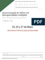 Musicoterapia en Niños Con Discapacidades Múltiples - Musicoterapia en Español