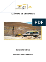 Manual SmartrocD65