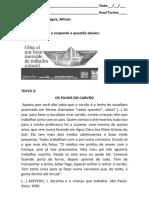 texto filhos do carvao.docx