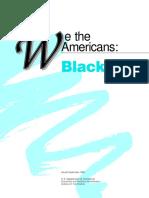 We the Americans... Blacks