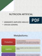 Dra Ampuero - Soporte Nutricional