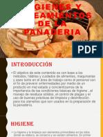 Higienes y saneamientos de la panaderia.pptx