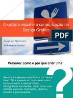 A Cultura Visual e a Comunicacao Do Design Grafico