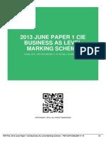 IDda84e74ca-2013 june paper 1 cie business as level marking scheme