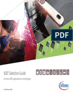 Infineon IGBT Discretes Selection Guide SG v02 00 En