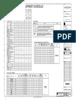 Me-08 Equipment Schedule Letter