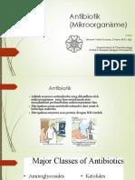 Antibiotik - Ikhwan 2018
