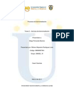 TAREA 2 – Técnicas de Biorremediación