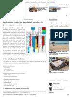 Registros de Producción (PLT) Parte I_ Introducción - Portal Del Petróleo