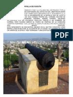 Monumento a La Batalla de Cucuta