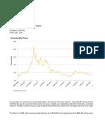 银近十年价格