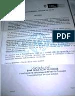 Facsímil de la resolución de intervención-HUS-20/05/2019