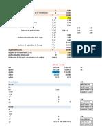 Informe_prediseño de Vigas y Columnas