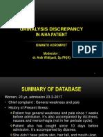 Increase Direct Bilirubin in AIHA Patient