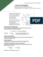 Formulas cromatograficas