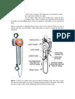 2_DSM Notes Hoisting Mechanism