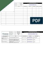 IS-21 Communication Log Form rev2018.xlsx