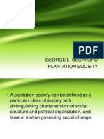 George Beckford's Plantation  Society Powerpoint Presentation.ppt Final.ppt Edit.ppt