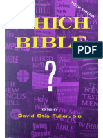 Fuller, D.O. - Which Bible (1984).pdf